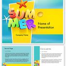 Summer Party PowerPoint Template