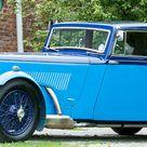 1934 Aston Martin  1½ Litre Mark II Special Sports Saloon  Chassis no. L4524L