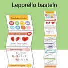 Rechentricks Grundschule Leporello