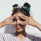 The Ultimate Guide to Scrunchies   HOWTOWEAR Fashion