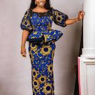 IMAGES: Gorgeous African Dress Styles For Women - African Dresses 2021