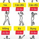 thể dục nâng cao sức khoẻ