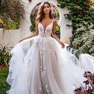 Most Popular Wedding Dresses on Our Pinterest This Year   Wedding Inspirasi