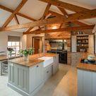 35+ Erstaunlich kreative und stilvolle Landhausküche Ideen   Design Diy