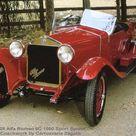 1928 Alfa Romeo 6C 1500 SS Zagato