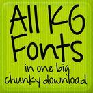 Font Downloads