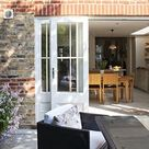 Tiny courtyard garden in Chiswick - in pictures