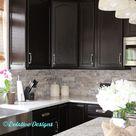 Amazon.com: dark wood kitchen cabinets - 4 Stars & Up / Kitchen Islands & Carts / Kitchen & ...: Home & Kitchen
