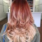 25 Copper Balayage Hair Ideas for Fall   Page 2 of 3   StayGlam