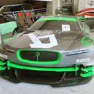 2011 Bertone Jaguar B99 GT Racing Concept