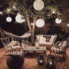 50 sublimes terrasses pour profiter des soirées d'été