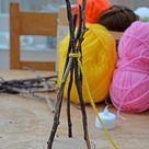 Yarn Craft Teepee