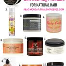 10 Best Curl Defining Products For Natural Hair   Millennial in Debt