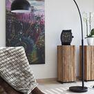Artistiq Booglamp 'Christie' 195cm