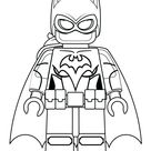 Batman Coloring Pictures For Young Ones