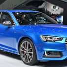 2017 Audi S4 Sedan