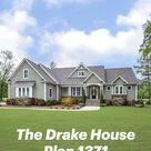 The Drake House Plan 1371