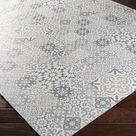Surya Vinilo Patch Vinyl Floorcloth
