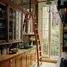 16 Gorgeous Galley Kitchens