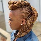 50 Creative Dreadlock Hairstyles for Women to Wear in 2021 - Hair Adviser