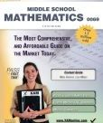 Praxis II Middle School Mathematics 0069 Teacher Certification Study Guide Test Prep Paperback