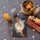 30 minutes tarot reading + cleansing, fast response reading, intuitive reading, ask many questions you want reading, accurate tarot reading