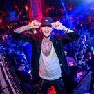 Machine Gun Kelly takes over TAO Nightclub in The Venetian Las Vegas