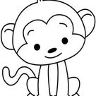 Free & Easy To Print Baby Animal Coloring Pages