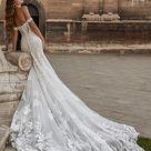 Moonlight Couture Spring 2021 Wedding Dresses   Wedding Inspirasi