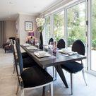 Qeuls meubles couleur wengé et à quoi les associer- 40 idées
