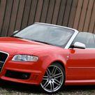 Review 2008 Audi RS4 Cabriolet, Quattro GmbH's Stephan Reil