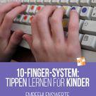 10-Finger-System lernen für Kinder: empfehlenswerte Online-Lernprogramme   Muttis Nähkästchen
