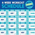 Summer Workout Plan