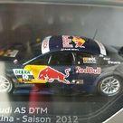 eBay Audi A5 Model Car DTM Miguel Molina 2012 VERY rare collectable