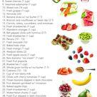 0 Calorie Snacks