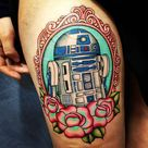 Nerd Tattoos