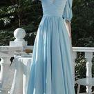 4 Styles of Bridesmaid Dresses