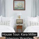 House Tour Kara Miller Interiors  Brantley Photography