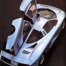 Isdera Commendatore 112i Mercedes powered