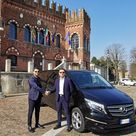 TaxiGallo NCC the excellence of rental with driver