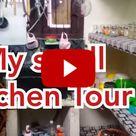 kitchen tour in tamil/my non modular kitchen tour/small kitchen /openshelf organization/#kitchentour