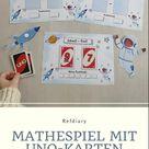 Mathespiel Mathe Maths Rechnen spiel Unterricht addieren multiplizieren subtrahieren uno unterricht