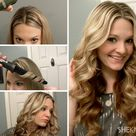 Loose Curls Tutorial