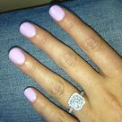 Wedding Nail Colors
