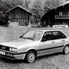 Audi 90 B2 '08.1984–03.1987