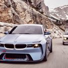 BMW's 2002 Hommage Concept Is a Tribute to the Original Turbo Coupe