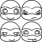 Teenage Mutant Ninja Turtles Coloring Pages - Best Coloring Pages For Kids