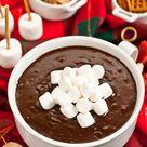 Chocolate Dipping Sauce