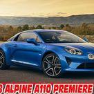 2018 ALPINE A110 PREMIERE EDITION   CAR PLANET