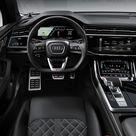 2020 Audi SQ7 TDI   Interior, Cockpit